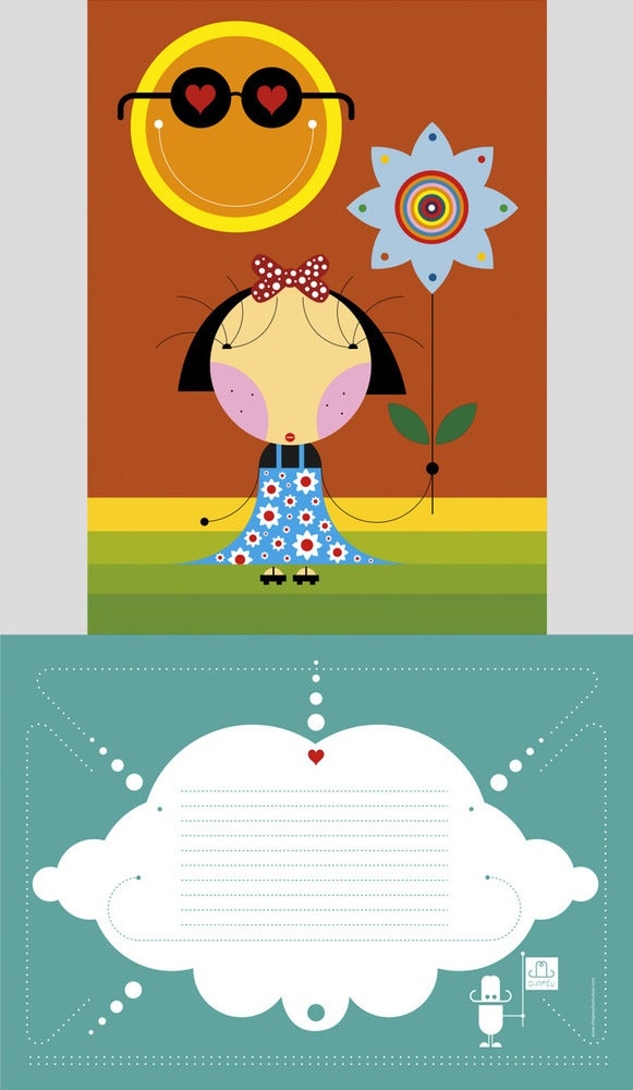 Image of Postal 03 / Postcard 03