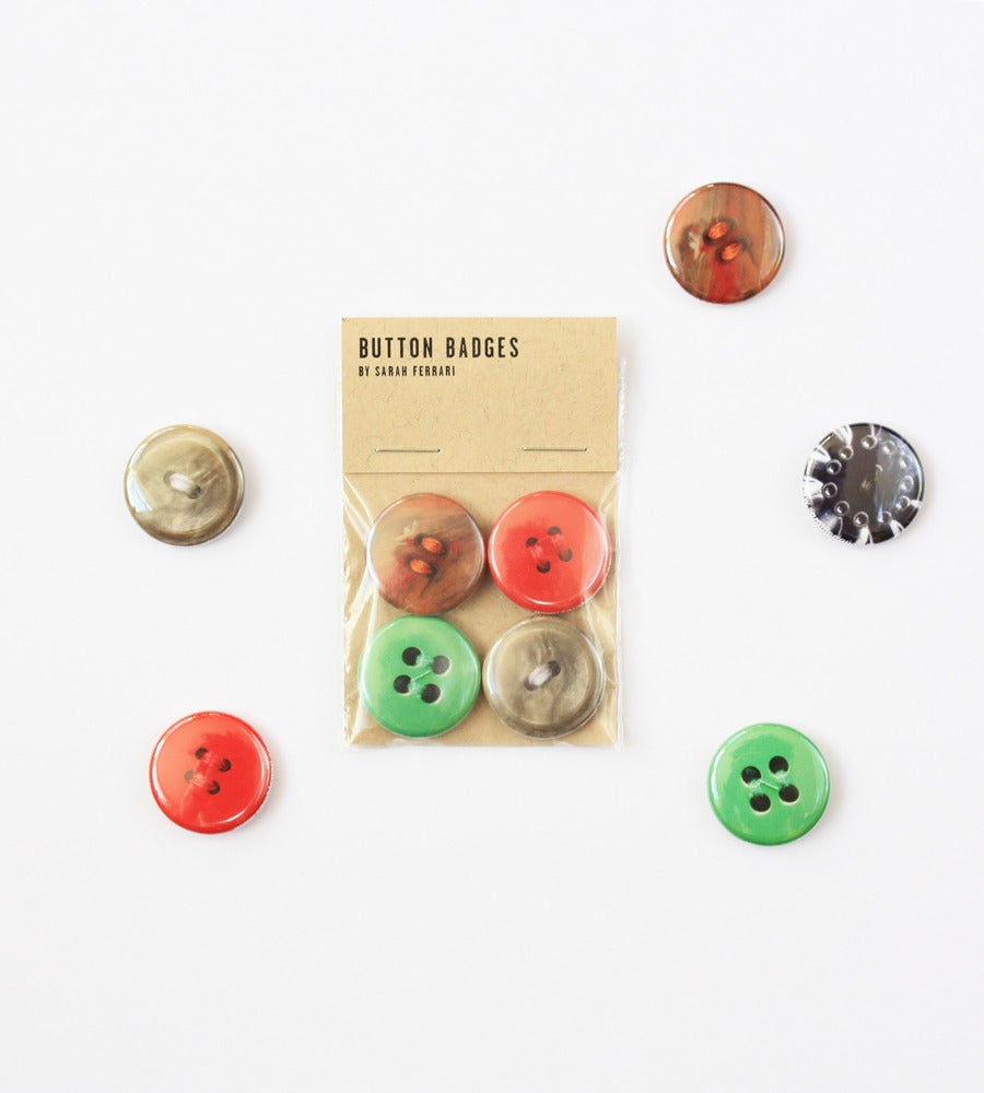 Image of Button Badges