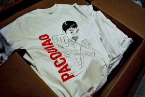 Image of Manny Pacquiao 2 Shirts