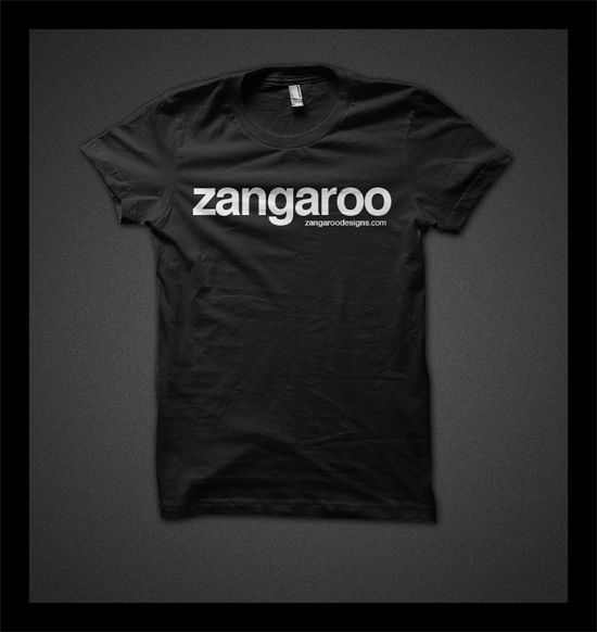 Image of Classic Zangaroo (Black)