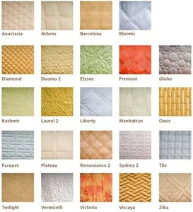 Image of Royal Sateen Quilted Bedcovers