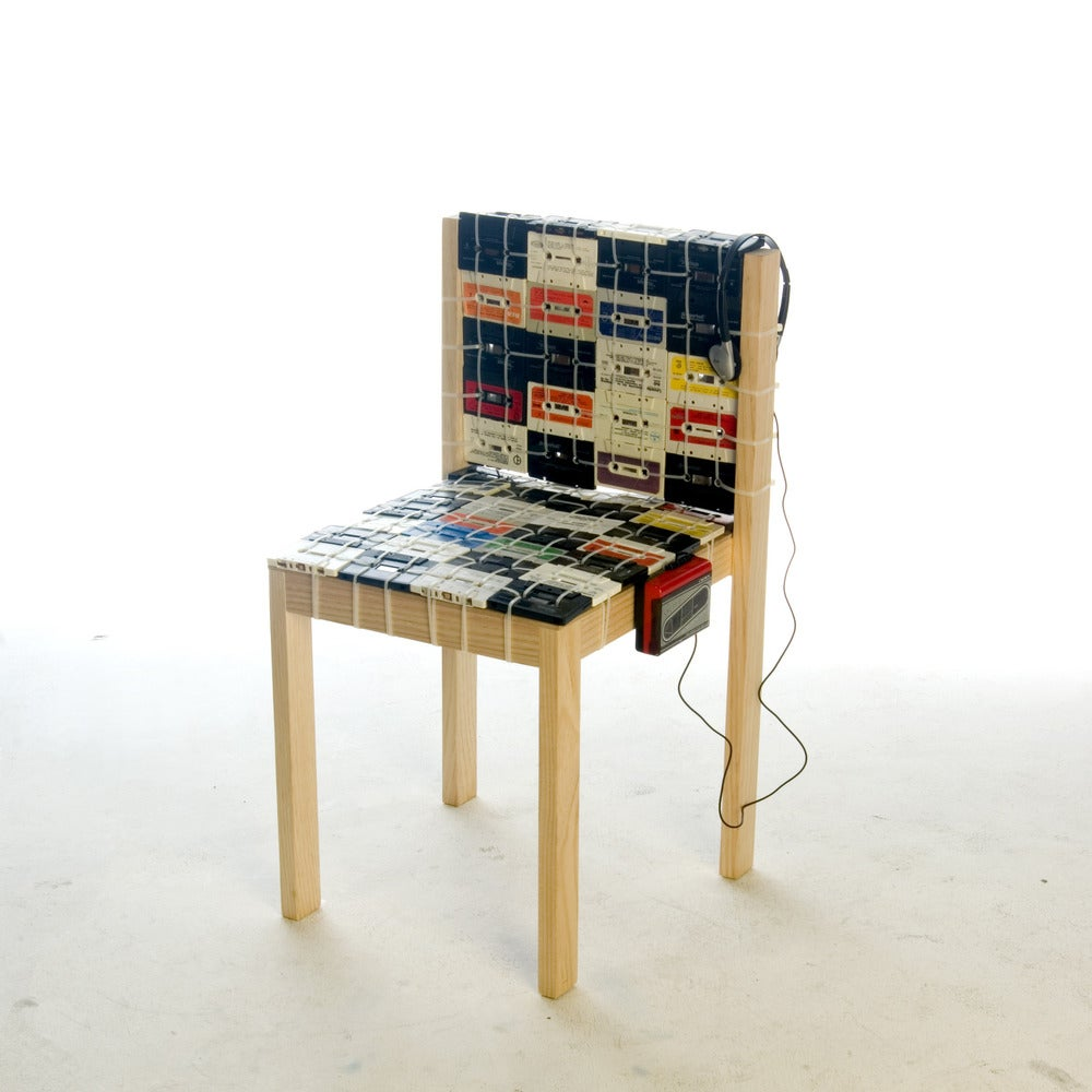 Image of Nostalgic chair