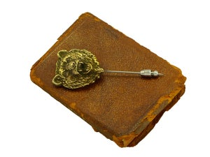 Image of Roaring Bear Stick-Pin