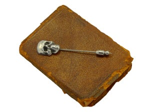 Image of Skull Head Stick-Pin