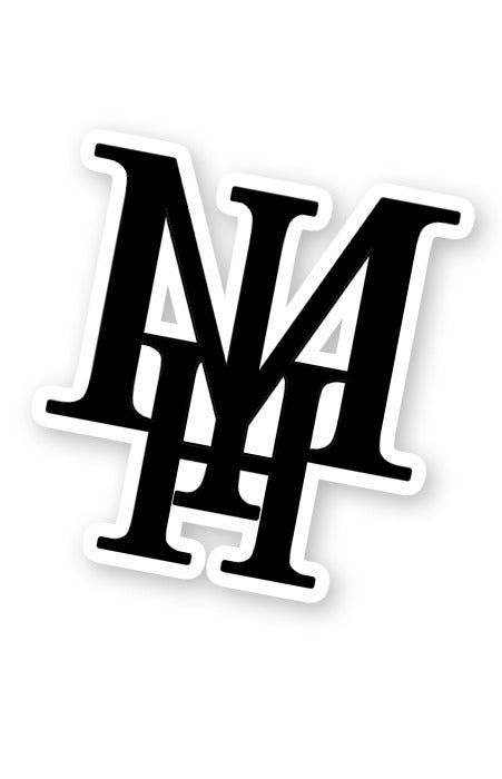 Image of MIH Dye-Cut Sticker
