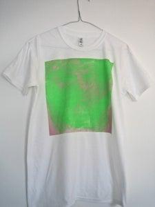 Image of BANJO TEE GREEN/PINK
