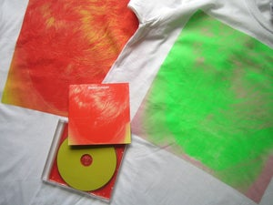 Image of T SHIRT + 'Banjo or Freakout' CD DEAL