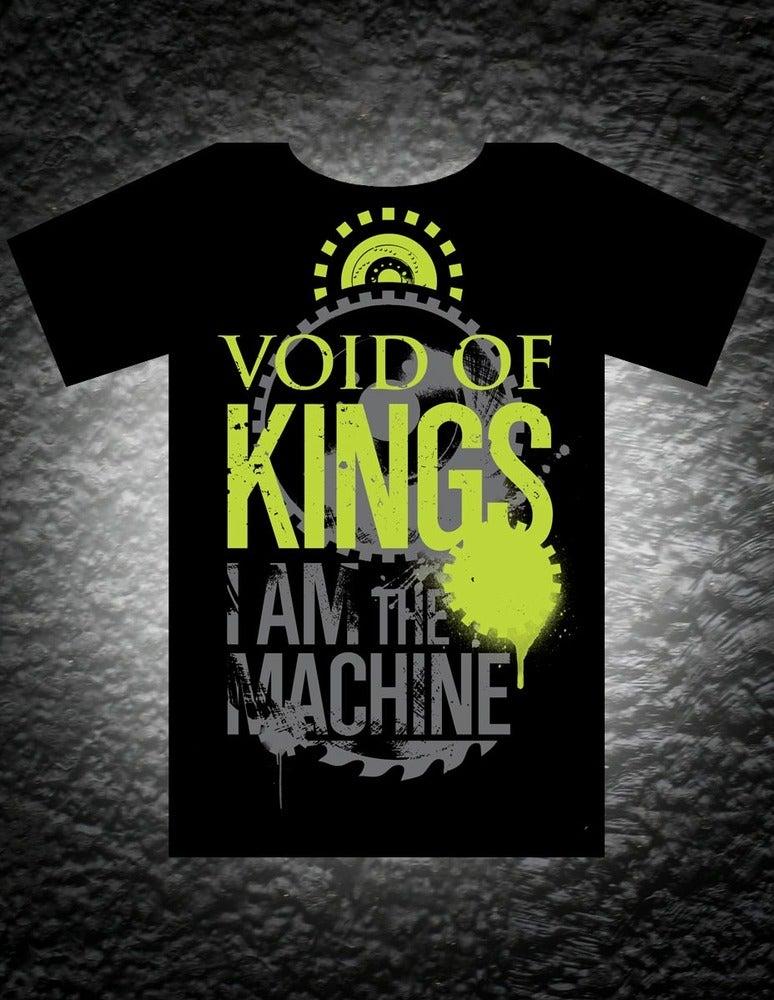 Image of I Am The Machine Tee