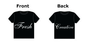 Image of Fresh Creative shirt