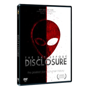 Image of The Day Before Disclosure DVD