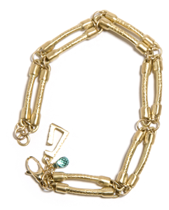 Image of Gold Bone Bracelet