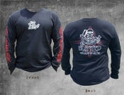 Image of Blasted Long Sleeve T-Shirt