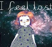 """Image of Ilustración """"I feel Lost"""""""