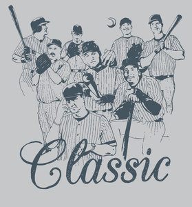"Image of Yankees ""Classic"" Tee"