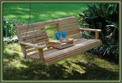 Image of Console Porch Swings