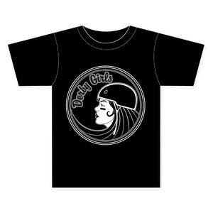 Image of Derby Girls Logo - Black T Shirt