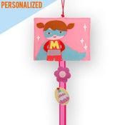 Image of hero hair clip & ponytail holder