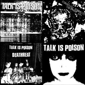 Image of Talk is Poison - Condensed Humanity: The Prank Ep's - LP