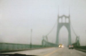 """Image of driving across 8""""x12"""""""