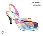 Image of ESCHYLE Argent hologram