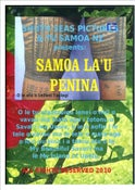 Image of SAMOA LA'U PENINA DVD