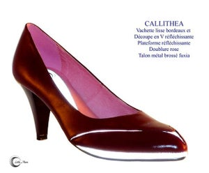 Image of CALLITHEA Bordeaux