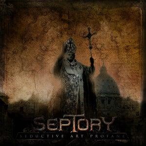Image of SEPTORY - Seductive Art Profane DIGI-CD/CD