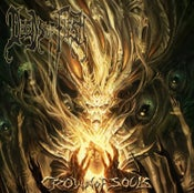 Image of DEEDS OF FLESH - Crown Of Souls CD / DEEDS OF FLESH Of What's To Come CD
