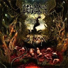 Image of CENOTAPH-Putrescent Infectious Rabidity/Reincarnation In Gorextasy CD's