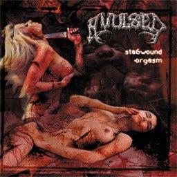 Image of AVULSED-Stabwound Orgasm DIGI-CD/Reanimations CD/Nullo Digi