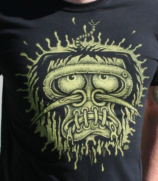 Image of Shrunken Head Guys & Ladies T-Shirt.
