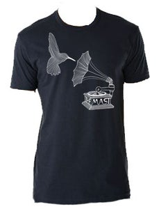 Image of Hummingbird Phonograph T-Shirt