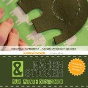 Image of Nähen und Sticken für Mini-Designer [DVD]