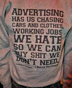 Image of Advertising Sweatshirt