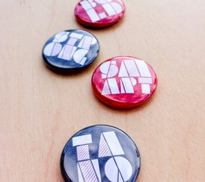 Image of Mini Button Packs