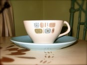 Image of Mid Century Modern Coffee & Tea Set