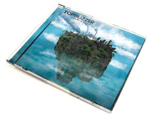 """Image of """"Outside Is A World"""" CD"""