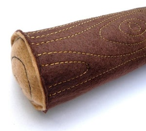 Image of Foot Long LOG Organic Catnip CAT TOY Handmade by Oh Boy Cat Toy
