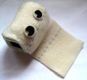 Image of Toilet Paper Organic Catnip CAT TOY Handmade by Oh Boy Cat Toy