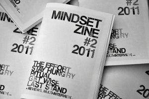 Image of Mindset Zine #2