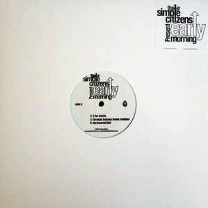 """Image of """"Early Morning"""" limited LP"""