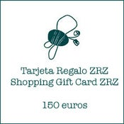 Image of Tarjeta Regalo ZRZ 150_Shopping Gift Card ZRZ 150