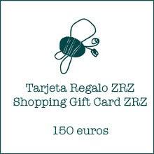 Image of Tarjeta Regalo ZRZ 150_Shopping Gift Card ZRZ 150