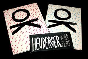 Image of HEUBERGER 3: WAR & PEACE