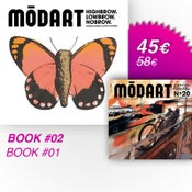 Image of Modart Book #02 + Book #01