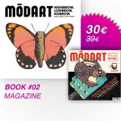 Image of Modart Book #02 + Modart Magazine