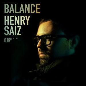 Image of Balance 019 mixed by Henry Saiz