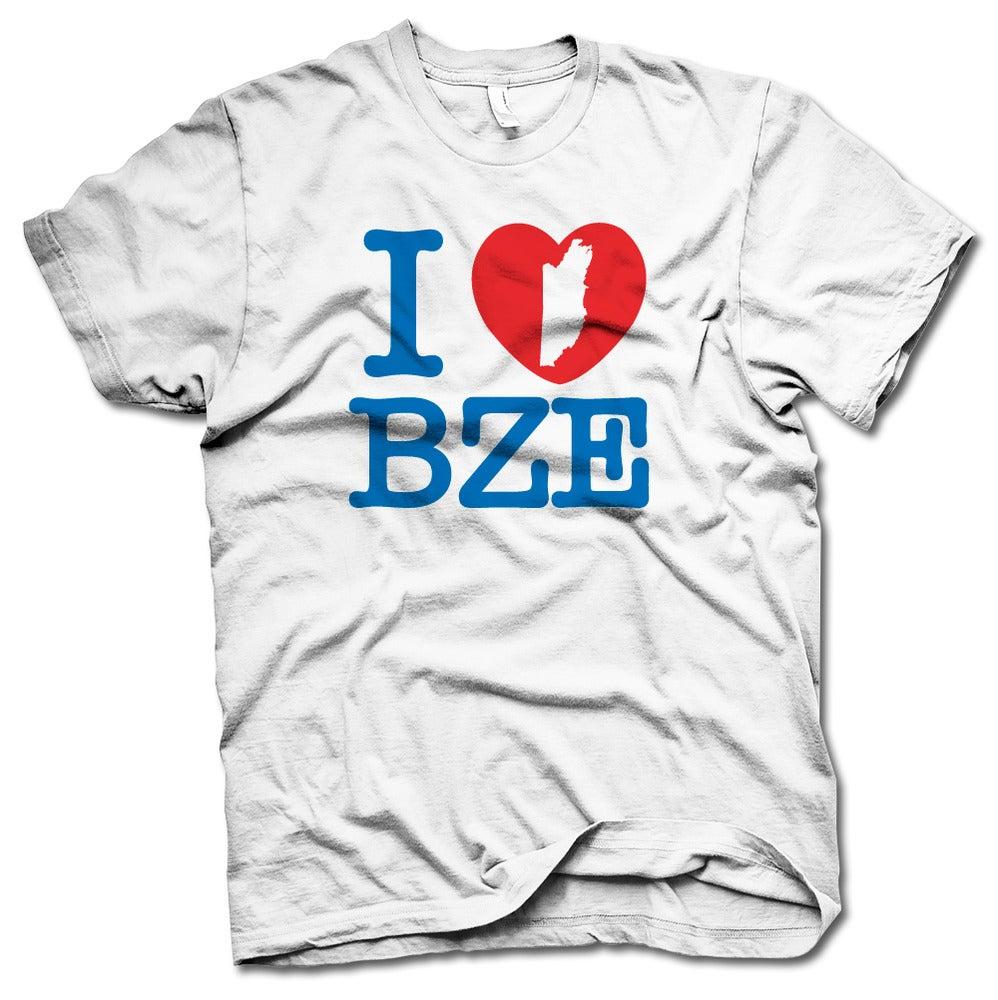 Image of I LOVE BELIZE