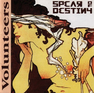 "Image of SPEAR OF DESTINY ""Volunteers"" CD"