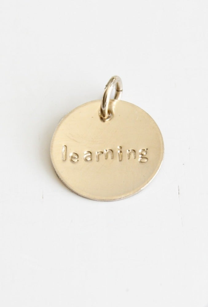 Image of LEARNING charm